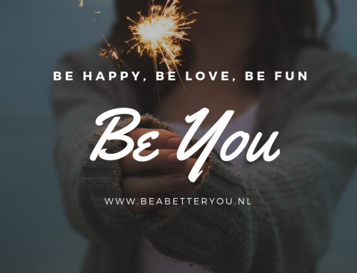 Be (a better) you